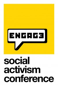 logo ENGAGE 2014 so kategorii-Social activism